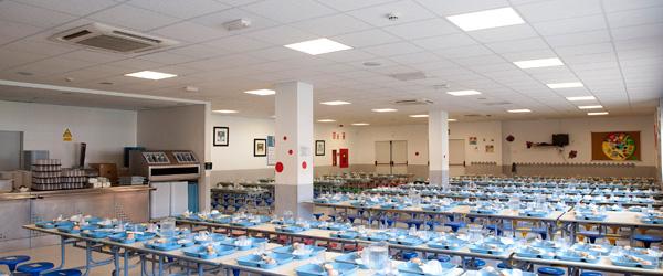 Comedor Colegio Árula