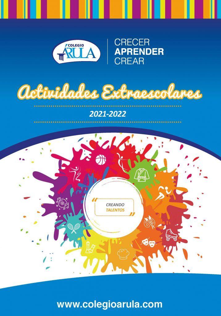 Colegio Árula Actividades Extraescolares 2122